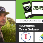 Oscar Solano with Interlocking Pavers Project, Digital Contractor Show Interview on Turf's Up Radio