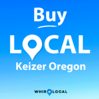 Logo for Buy Local Keizer Oregon