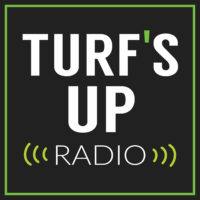 Logo for Turf's Up Radio Nation