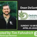 Dean DeSantis with DeSantis Landscapes | The Digital Contractor Show