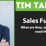 Tim Talk - Sales Funnels | The Digital Contractor Show