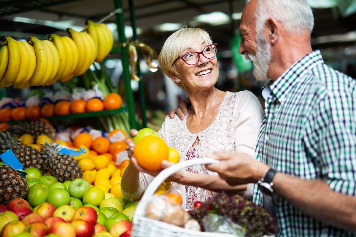 Eating Seasonal and Locally Grown Produce Can Prompt Health Benefits